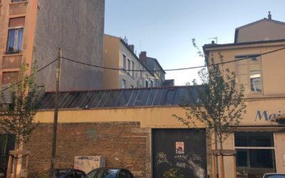 Achat de l'ancien atelier-Canuts à côté de la MEJ dans la quartier historique de la Croix-Rousse !