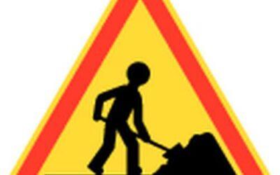 Voici les chantiers pour travaux, à prendre en compte, cette semaine du 12 au 16 avril