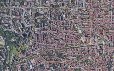 CIL Croix-Rousse : Propositions de modifications du PLU-H N° 3 Lyon 4ème Arrdt