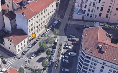 Proposition aménagement intersection rue de la Tour du Pin et Jean Julien